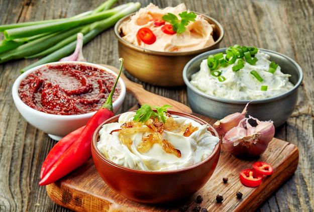 Пять соусов, которые дополнят любое блюдо