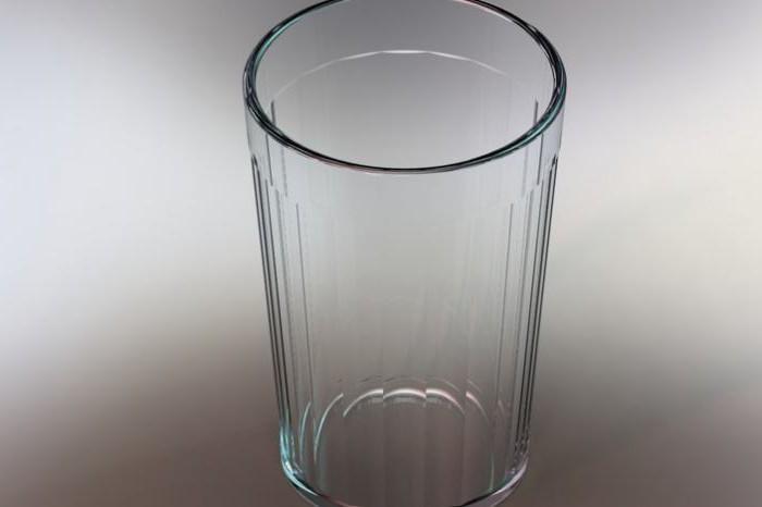 11 сентября − День граненого стакана