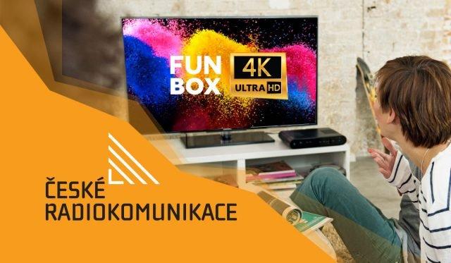 В Чехии на сети DVB-T2 запустили вещание 4K-канала