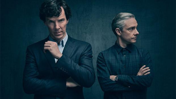 Стали известны названия новых серий «Шерлока»