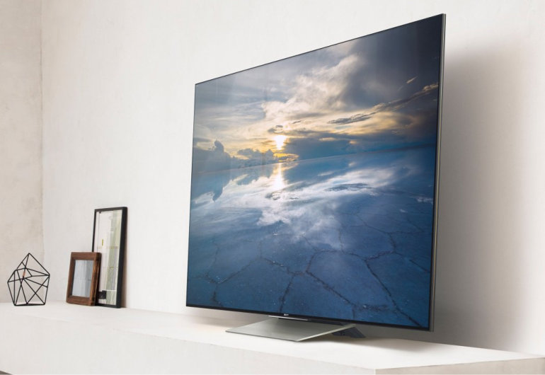 Обзор ЖК-телевизора Sony KD-55XD9305