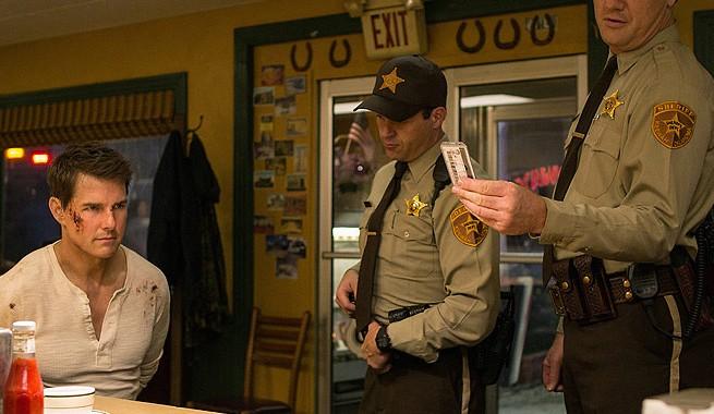Том Круз в новом трейлере фильма «Джек Ричер: Никогда не возвращайся»