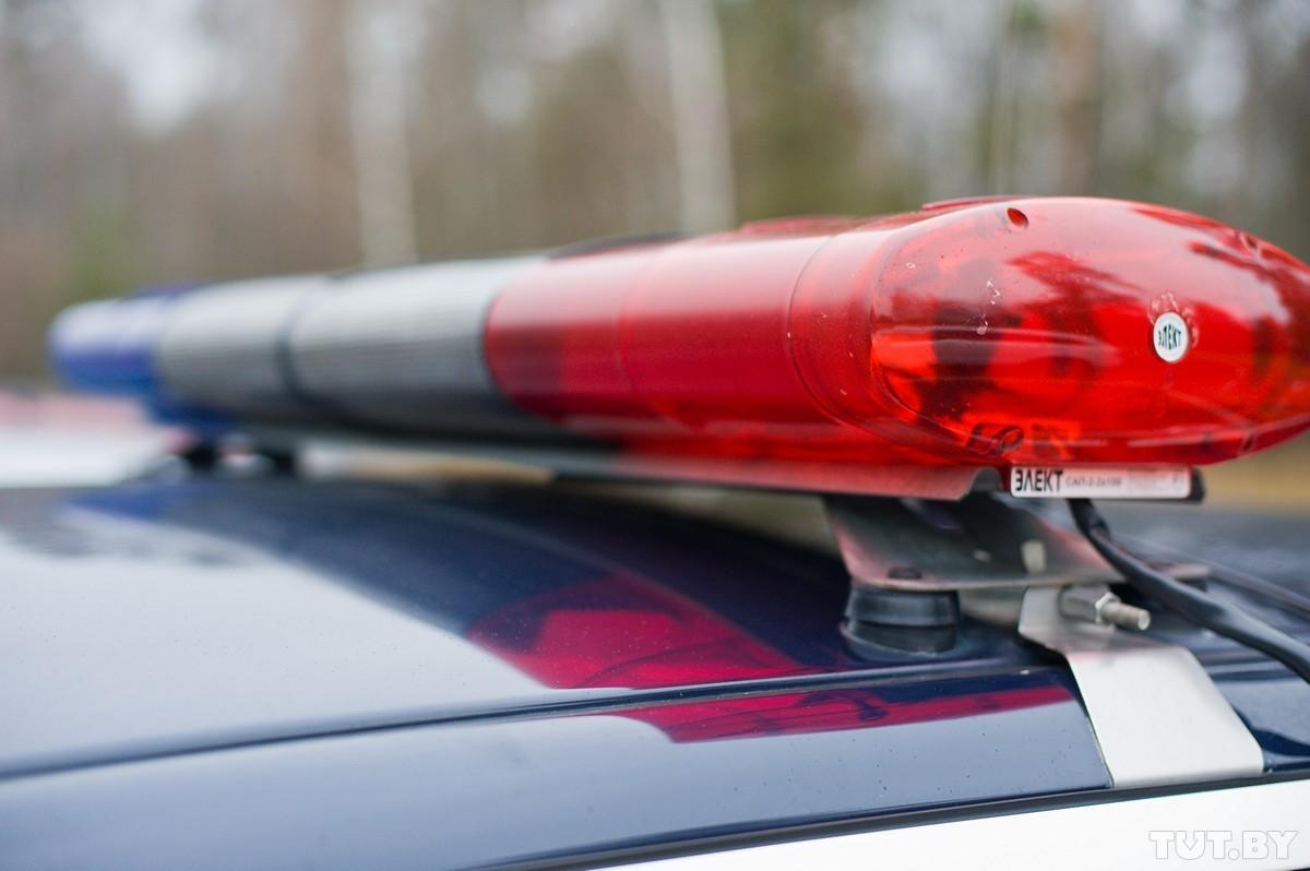 Под Речицей водитель VW, избегая наезда на собаку, опрокинул авто: погибла 19-летняя пассажирка