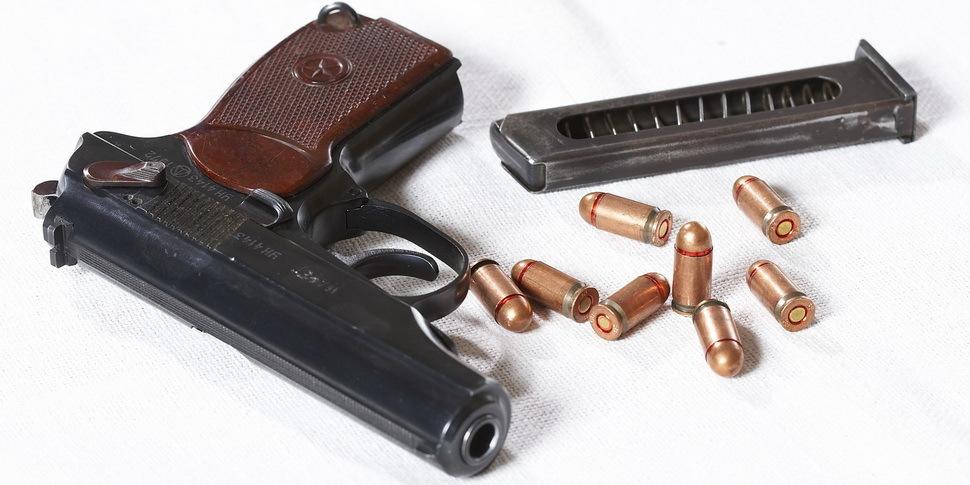 В Речице на улице собаки набросились на милиционера, ему пришлось стрелять
