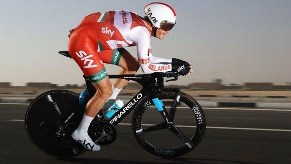Василий Кириенко выиграл гонку первой категории во Франции