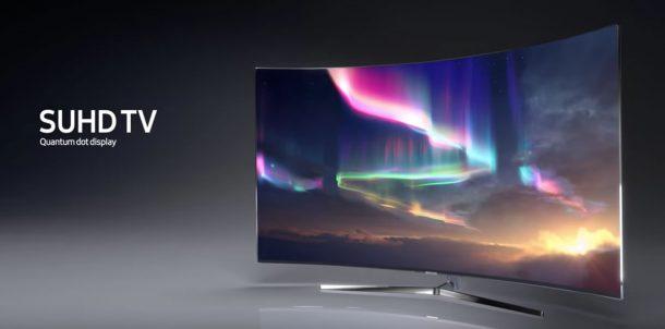 Samsung SUHD: телевизор, расширяющий реальность