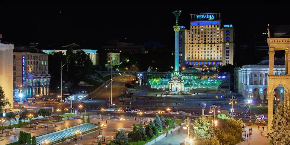 Белорус снял удивительно красивый «таймлапс» об Украине