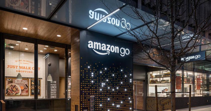 Супермаркет без касс и очередей откроет Amazon в 2017 году