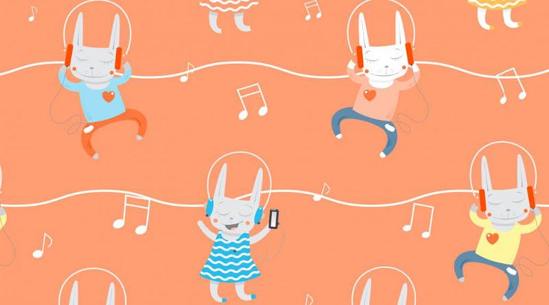 Музыка для детей: 5 плей-листов