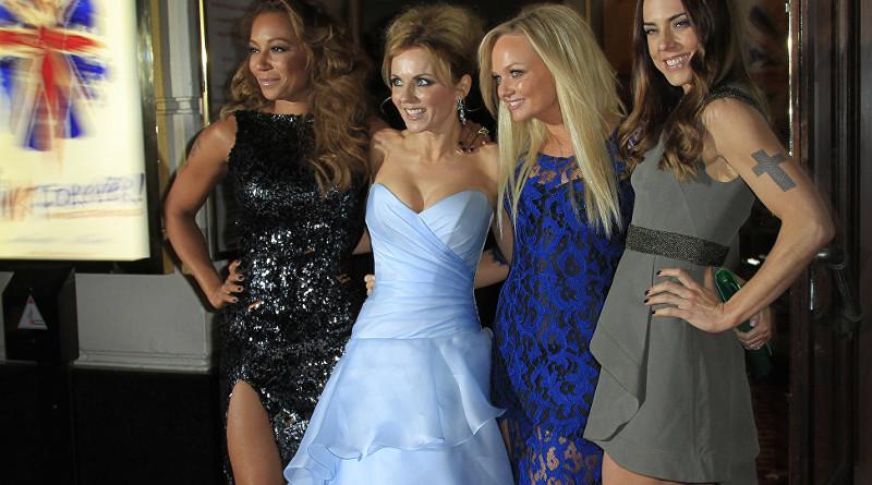 Группа Spice Girls может воссоединиться в полном составе в 2018 году