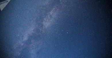 Белорусы могут наблюдать яркий звездопад в ночь на 18 ноября