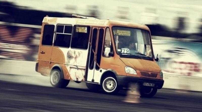 В Речицком районе ГАИ проводит профилактическое мероприятие − «Маршрутное такси»