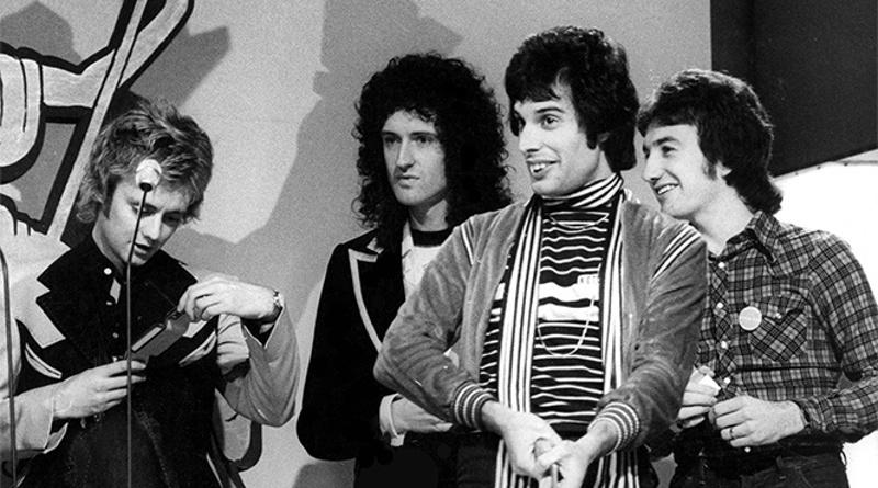 Новый клип Queen: вы впервые услышите, как Меркьюри поёт All Dead