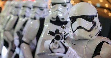«Звездные войны: Последние джедаи» за уикенд собрали $450 млн