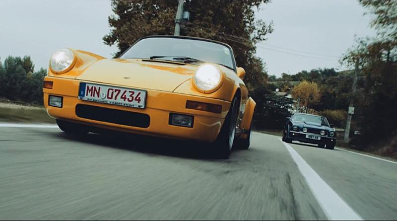 Похоже, это лучшее автовидео года. И там есть Ferrari, Lamborghini, Aston Martin и Porsche