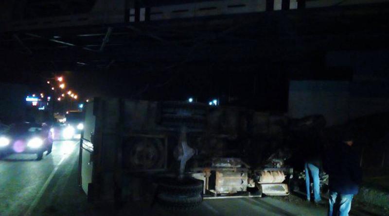 Пьяный пешеход спровоцировал двойное ДТП в Витебске и решил сбежать