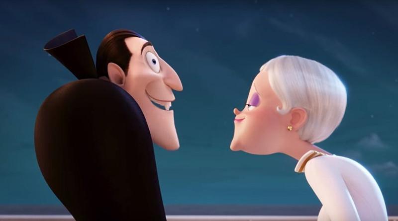 Вышел новый трейлер мультфильма «Монстры на каникулах»