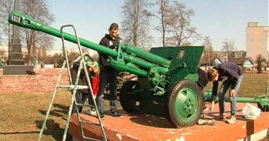 «Протяни руку природе!» под таким названием вРечицком районе реализуется совместный социально-профилактический проект главная цель которого — сохранение экологической безопасности