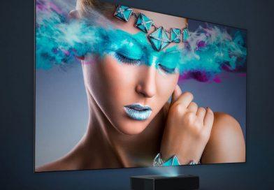 Xiaomi анонсировала 100-дюймовый лазерный телевизор