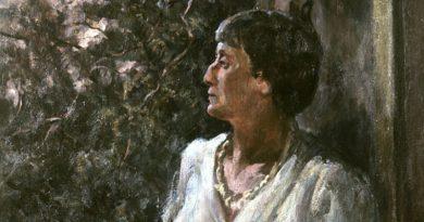 «Сжала руки под темной вуалью». Самые трогательные стихи Анны Ахматовой