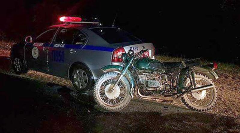 Пьяный школьник на мотоцикле врезался вмашину ГАИ. Кответственности привлекут его маму
