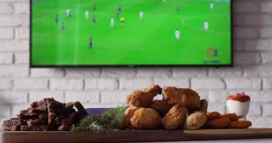 Показываем, что быстро приготовить для просмотра футбола