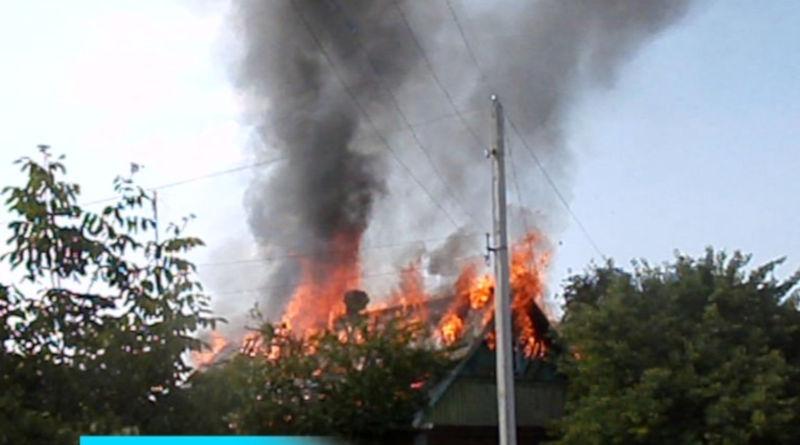 Сотрудники МЧС призывают соблюдать правила пожарной безопасности