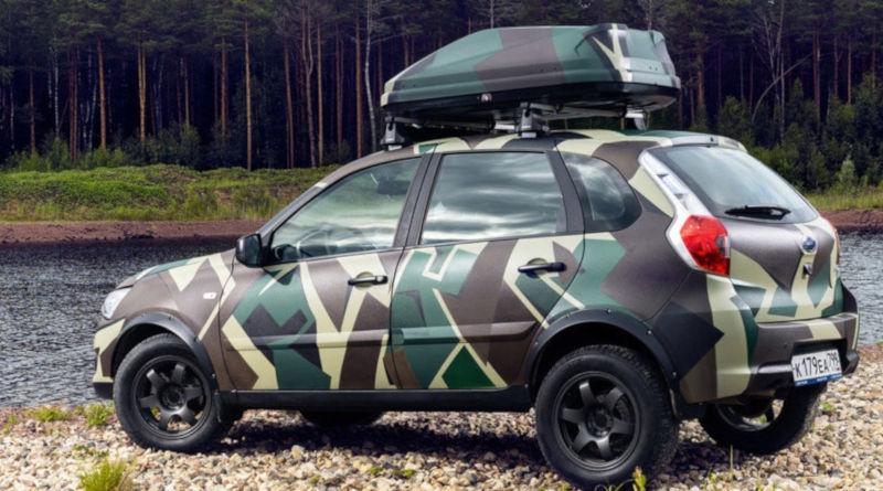 Россияне подготовили идеальную машину для рыбака