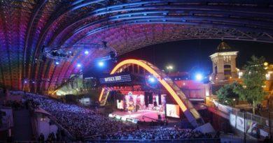 Телеканалы Белтелерадиокомпании покажут ирасскажут офестивале «Славянский базар вВитебске-2018»