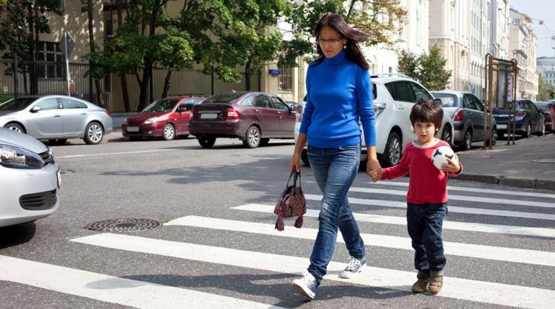 В Речицком районе ГАИ проводит профилактическое мероприятие — «Уступи дорогу пешеходу!»