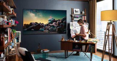 Открылись предварительные заказы на 85-дюймовый телевизор Samsung сразрешением 8K