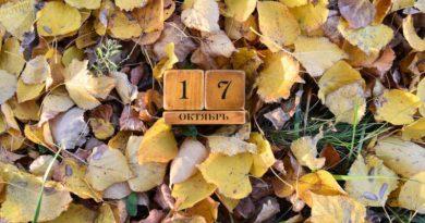 Какой сегодня праздник: 17 октября