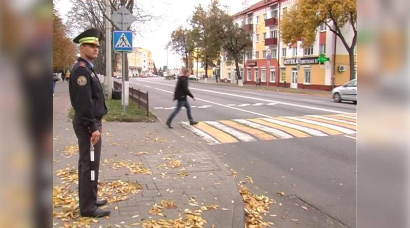 Непропуск пешехода — актуальное ираспространенное нарушение правил дорожного движения