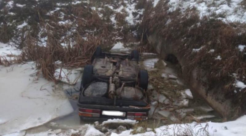 Мужчина иего мать погибли вмелиоративном канале вДТП под Жлобином