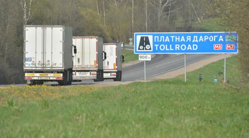 Сезонные ограничения для большегрузов вводятся на дорогах с25 марта