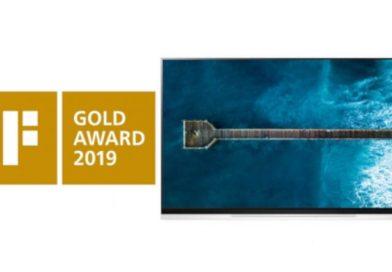 OLED-телевизор LG получил высшую награду iF за превосходный дизайн