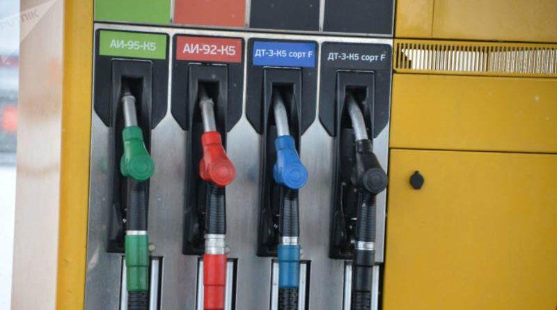 Топливо на АЗС Беларуси подорожает на одну копейку с26 января