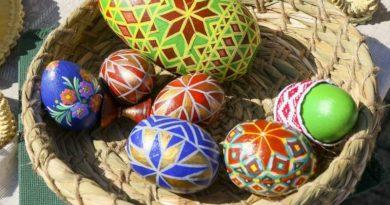 Праздничное вдохновение: как оригинально покрасить яйца кПасхе