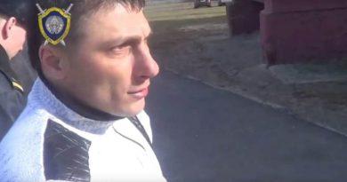 Насиловал иизбивал женщин: СК обнародовал оперативное видео сзадержанным