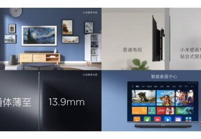 Xiaomi представила супертонкий 65-дюймовый телевизор за $1000
