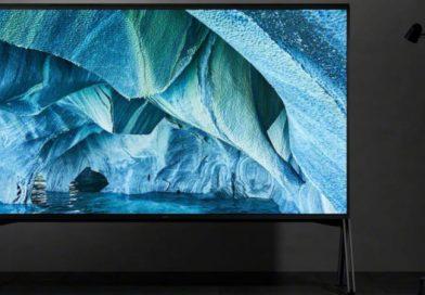 98-дюймовый телевизор Sony с8K оценили в $70 тысяч