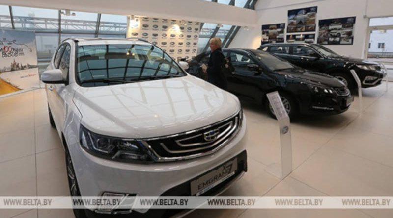 Гендиректор Geely не исключает расширения производства автомобилей вБеларуси