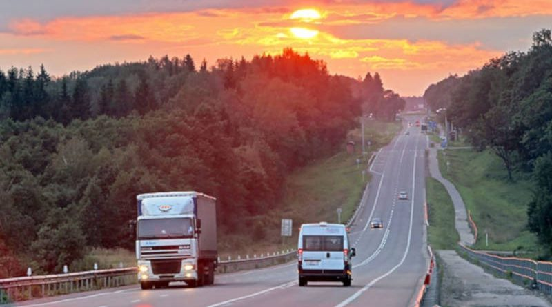 Летние ограничения на автодорогах Беларуси вводятся с23 мая