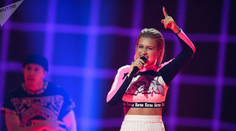 Беларусь заняла 25 место вфинале «Евровидения»
