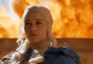 Яркие моменты всех серий «Игры престолов» водном видео