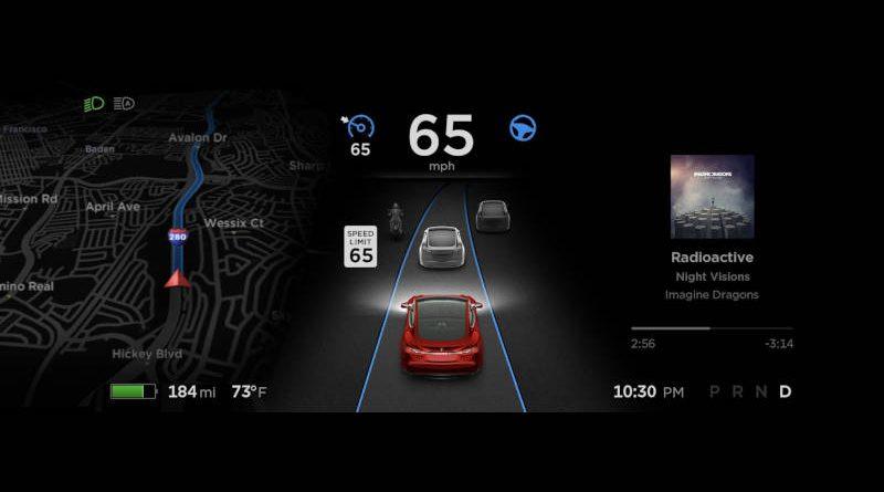 Полицейские Нидерландов остановили движущийся на автопилоте автомобиль Tesla, водитель которого пьяным уснул за рулём
