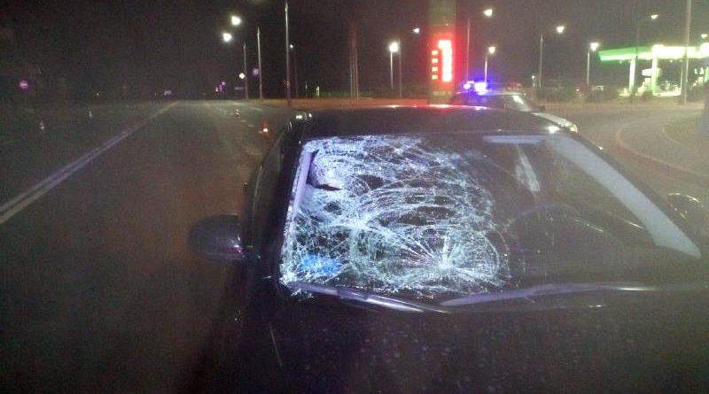 12 июня вечером вРечице сбили пешехода
