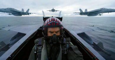 Том Круз снова за штурвалом самолёта впервом трейлере «Лучшего стрелка 2»