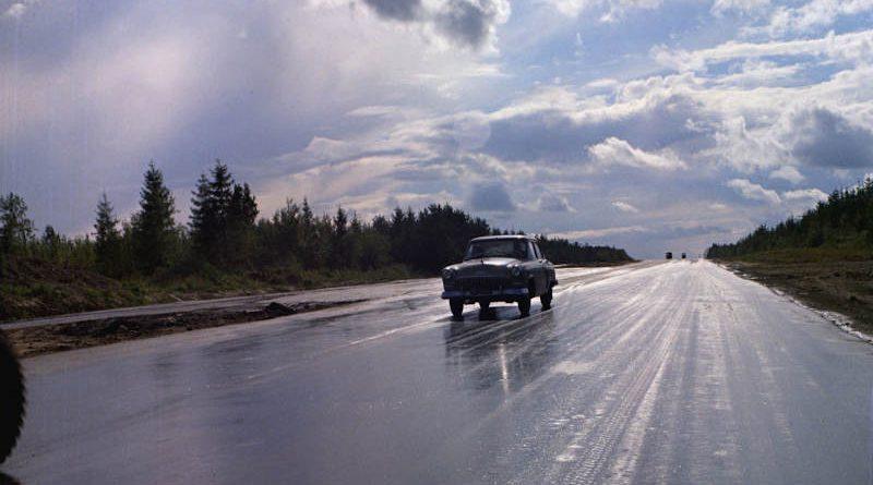 Включите фары исбросьте скорость: ГАИ рассказала, как ездить внепогоду
