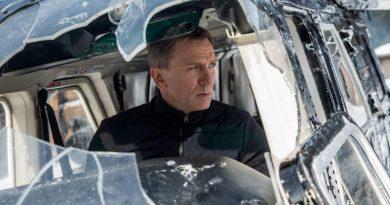 «Не время умирать»: Дэниел Крейг снова сыграет роль агента 007